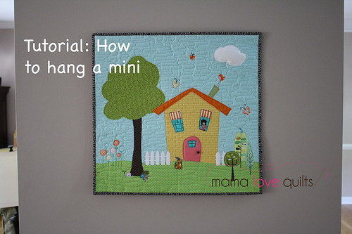 Tutorial: How to hang a mini