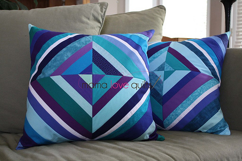 String Pillows
