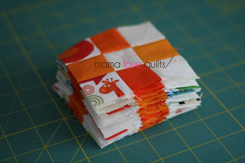 Postage stamp_stack