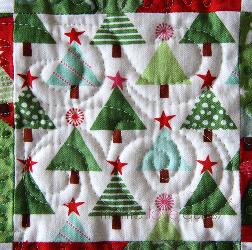Christmas Tree Quilt3