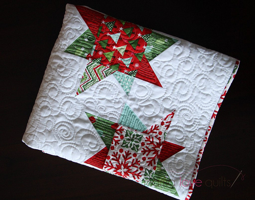 Christmas Tree Quilt5