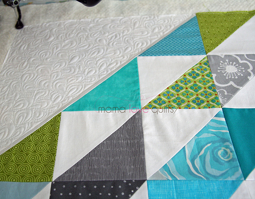 Birds in the Air_quilting