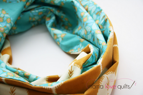 Anna Maria Horner Infinity Scarf2