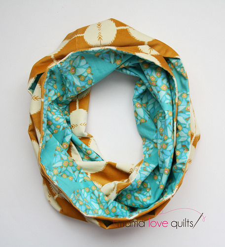 Anna Maria Horner Infinity Scarf