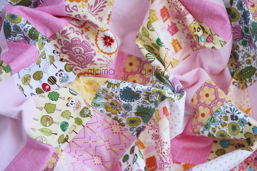 Pink_Yellow_Palimpsest_Quilt_Top