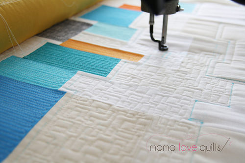 Stacked_Long arm quilting