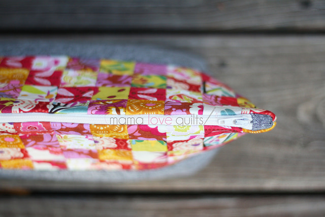 Mama Love Quilts_Zipper pouch